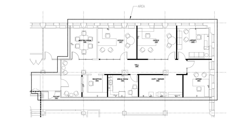 A-110 Floor Plan